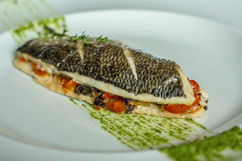 pesce magro nella dieta