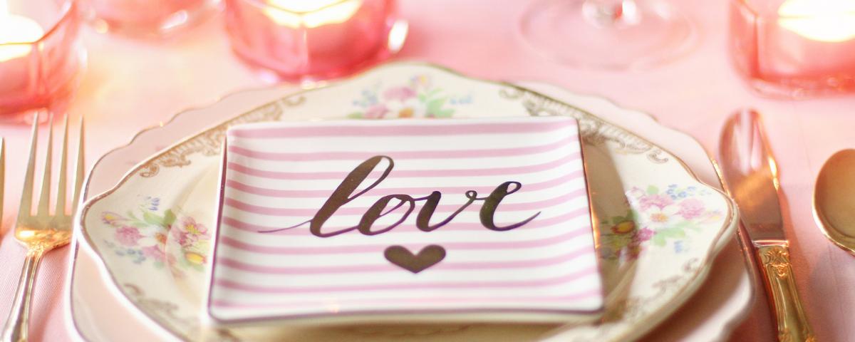 San Valentino: la tua cena romantica