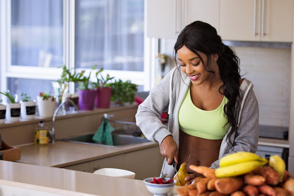 una dieta sana per lesercizio fisico non ne approfitta