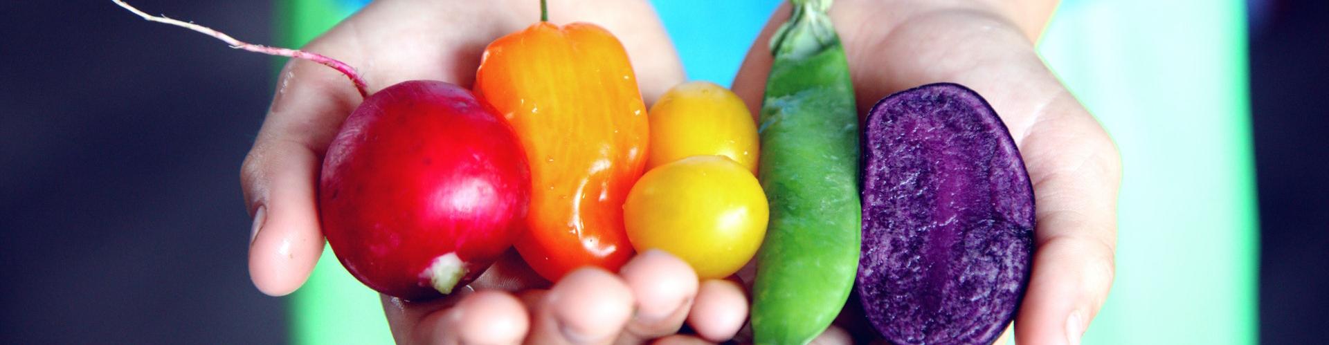colori, cibo e psicologia