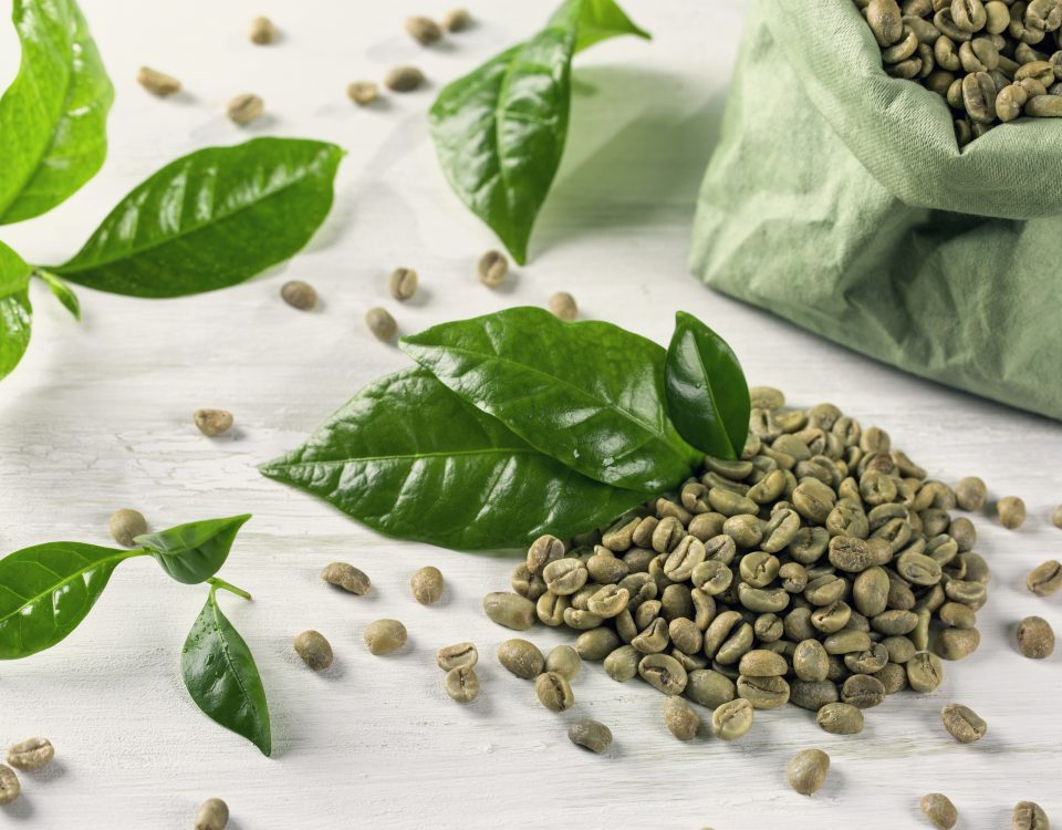 proprietà del caffè verde