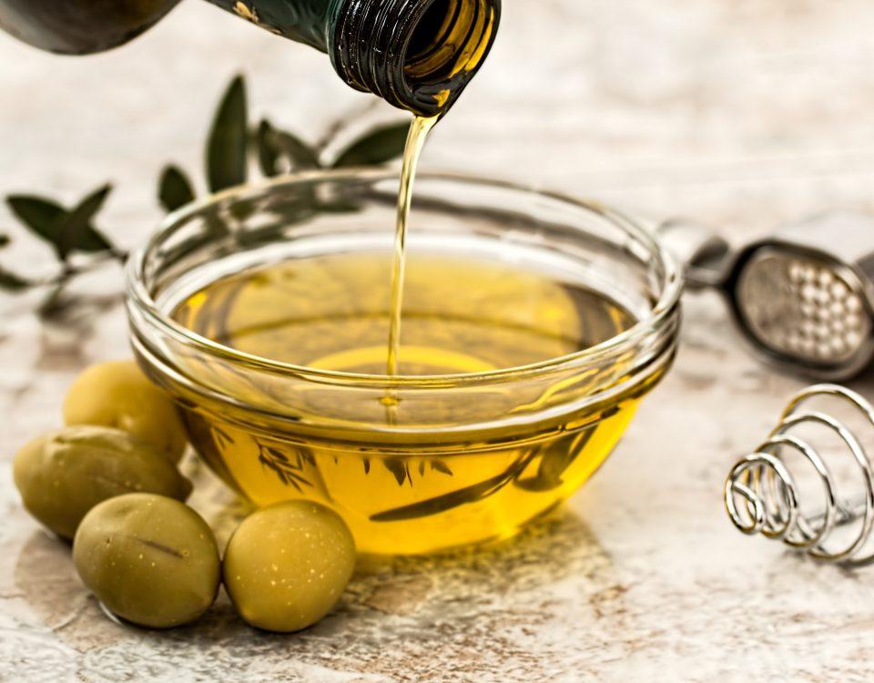 olio d'oliva proprietà