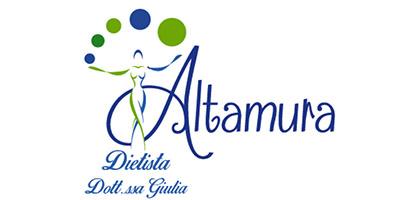 Logo Altamura - Dietista Dott.ssa Giulia